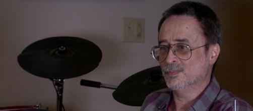 Marcelo Gilberto desabafou após morte do pai. (Reprodução/ Record TV)