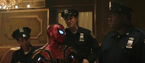 Spider-Man: Far From Home - Official Trailer (2019) [Image source/Moviefone YouTube video]