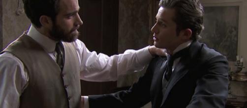 Una Vita, spoiler al 13 luglio: Samuel vuole rinchiudere Blanca in una clinica psichiatrica