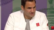 Federer's solution to Nadal challenge in Wimbledon, the surface makes a difference