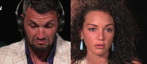 Andrea Filomena deluso da Jessica