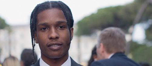 Asap Rocky, rapper americano classe 1988.