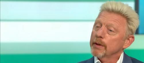 Boris Becker chats to GMB on auctioning of his trophies and personal souvenirs. [Image source/Good Morning Britain YouTube video]