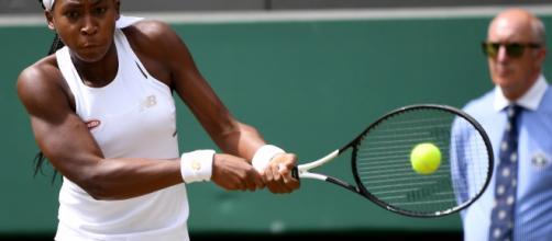 Coco Gauff dice adiós a Wimbledon