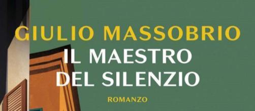 """Cover del libro 'Il maestro del silenzio"""""""