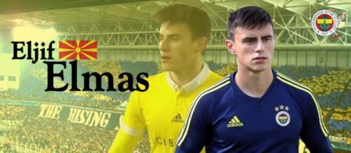 Calciomercato Napoli: sarebbe vicino l'accordo per il giovane Eljif Elmas del Fenerbahçe