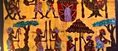 I messaggi nascosti nei colori dei tessuti africani – Pequod Rivista - pequodrivista.com