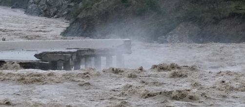 Maltempo in Italia: peggioramenti al centro sud da mercoledì 10