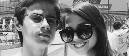 Rafael Miguel e seus pais foram assassinados no dia 9 de junho, em São Paulo. (Reprodução/Instagram/@cahmiguel)