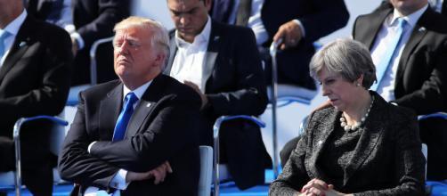 Tra Trump e il Regno Unito è crisi diplomatica - Lettera43 - lettera43.it