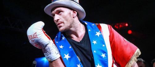 Tyson Fury: 'Colpirò Ruiz così forte da fargli buttare fuori marshmallows per un mese'