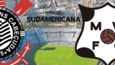 Wanderers x Corinthians: transmissão ao vivo no DAZN, nesta quinta (1°), às 21h30