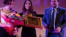 Social World Film Festival: premiata Simona Tabasco, attrice rivelazione dell'anno