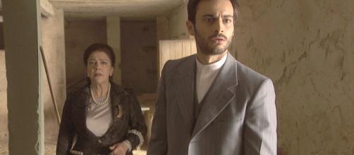 Anticipazioni Il Segreto: Saul vuole assumersi la colpa dell'assassinio dei Molero.