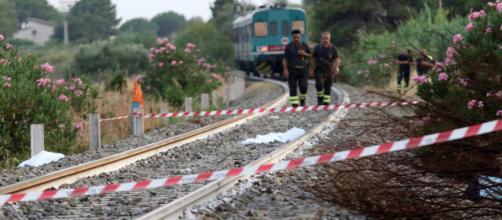 Calabria, donna muore dentro un treno. (foto di repertorio)