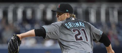 Greinke fue la bomba del trade deadline. - bleacherreport.com