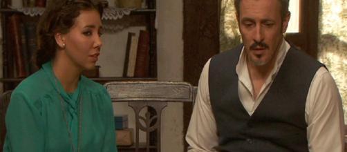 Il Segreto spoiler spagnoli: Emilia e Alfonso ritornano dopo un salto temporale di 5 anni