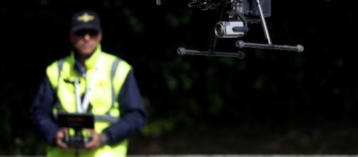 La DGT apuesta por los drones para poner multas