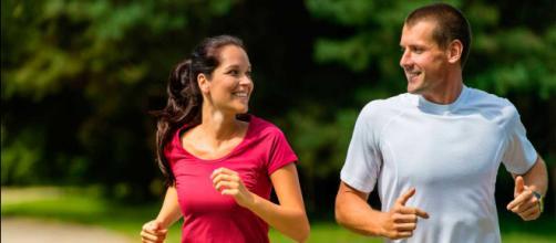 Los deportes son altamente eficaces para una buena salud. - frasesdelavida.com