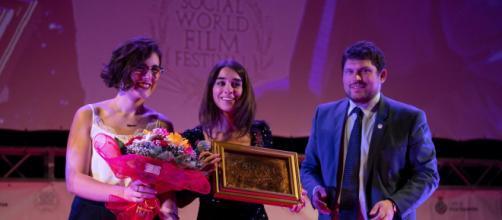 Social World Film Festival 2019: premiata Simona Tabasco, attrice rivelazione dell'anno
