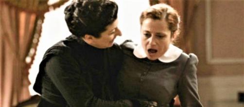 Una vita, trame dal 12 al 17 agosto: Ursula accoltella Carmen.