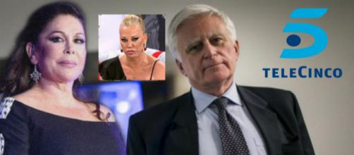 Belén Esteban podría ser despedida de Telecinco.