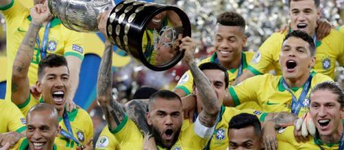 Dani Alves, el mejor jugador de la Copa América que le iba donar ... - semana.com