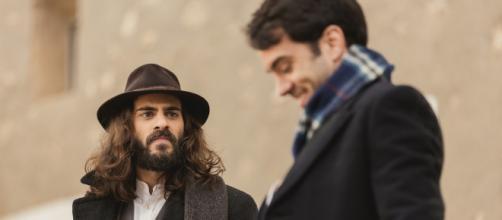 Il Segreto, trame: Alvaro dice a Isaac che il figlio che attendeva Antolina non era suo