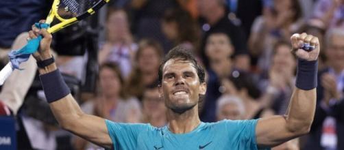 Rafa Nadal semifinalista alla Rogers Cup-Canada Open
