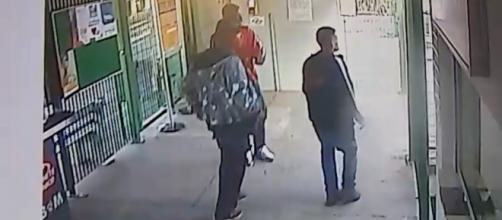Testemunhas afirmaram que suspeitos já haviam entrado sem pagar outras vezes. (Reprodução)