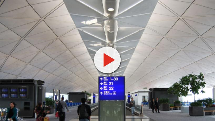 Hong Kong International airport taken over as protest continues