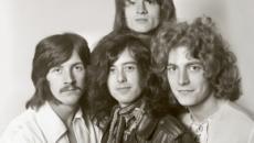 Il 12 agosto 1968 i Led Zeppelin suonarono insieme per la prima volta