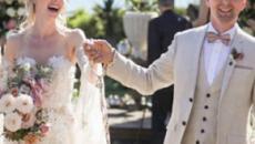 Matthew Bellamy si è sposato con Elle Evans: lo scapolo d'oro ha ceduto