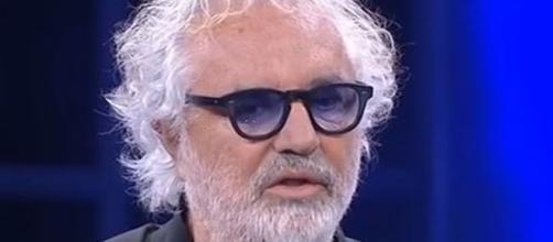 Briatore non esclude la sua entrata in politica in un'intervista a Il Foglio (Ph. YouTube)