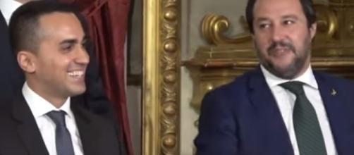 Di Maio e Salvini, in caso di elezioni saranno avversari.