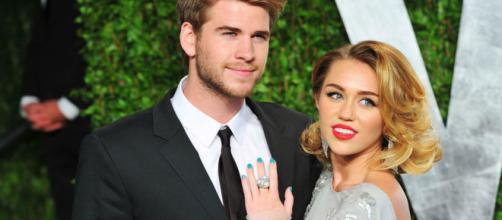 Miley Cirus y Liam Hemsworth, en una imagen de archivo.