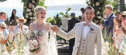 Matrimonio di Matthew Bellamy con Elle Evans