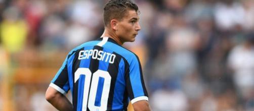 Sebastiano Esposito, classe 2002, giovane promessa interista