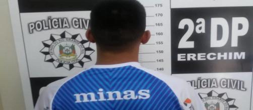 Suspeito de assassinar jogador do Corinthians Futsal tem a prisão preventiva decretada. (Divulgação/ Polícia Civil)