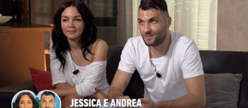 Temptation Island, Jessica e Andrea si sentono ancora