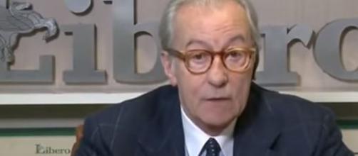 Vittorio Feltri sottolinea come tutto, sul nuovo governo, dipenda da Mattarella.