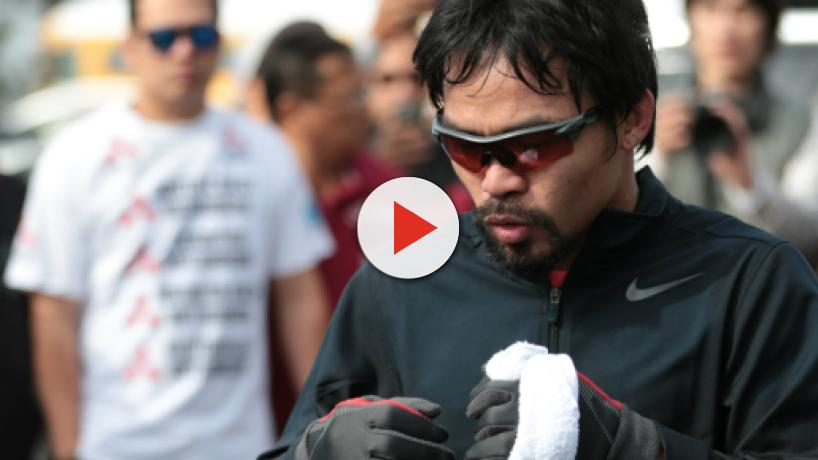 Manny Pacquiao will struggle only against Terence Crawford, Jeff Horn, says Glen Rushton