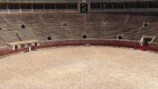 El himno falangista 'Cara al sol' suena en la plaza de toros de Mallorca