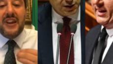 Crisi, Salvini si sfoga: 'Mi viene da pensare a un inciucio Pd-M5S sin dal voto di Ursula'