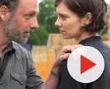 Si Andrew Lincoln reprendra le rôle de Rick dans plusieurs films, Lauren Cohan pourrait bien revenir dans la série-mère - premiere.fr