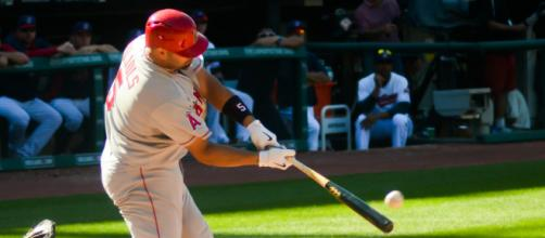 Albert Pujols became the all-time hits leader for a foreign-born player. [Image Source: Flickr | Erik Drost]