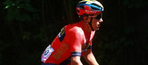 Domenico Pozzovivo, carriera a rischio dopo l'incidente in allenamento