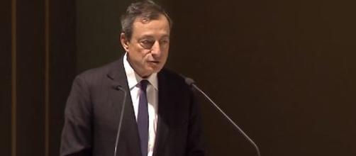 Draghi è un'ipotesi come nuovo premier.