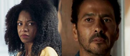 Gilda vai piorar do câncer e morrerá em cena emocionante (Foto: Reprodução/TV Globo)
