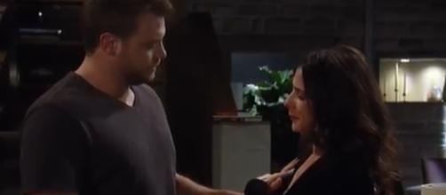 Kelly Monaco hints that Billy Miller may have been fired from 'GH.' [Image Source: ABC-YouTube]